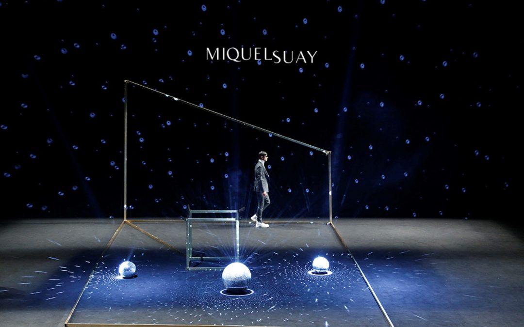 Miquel Suay F/W 17/18 23º 51′ 19″   080 Barcelona Fashion