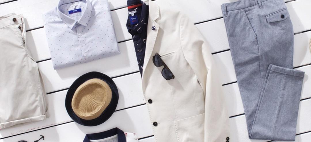 VJ | Navy Style es el estilo que regresa en cada primavera