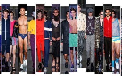 Los hombres de la 080 Bcn Fashion | SS18