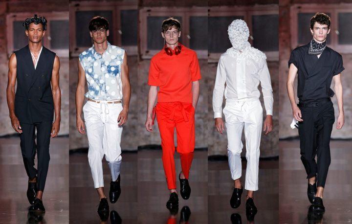 valentino and john asesoramiento masculino 080 barcelona fashion junio 2017 antonio miro coleccion ss18 the crown