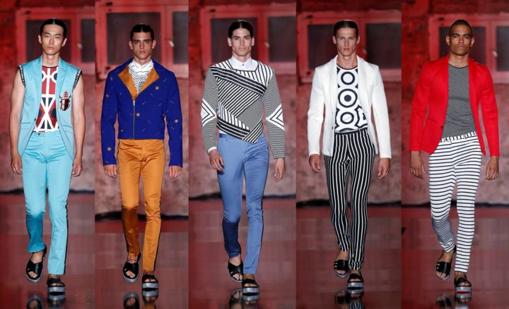 valentino and john asesoramiento masculino 080 barcelona fashion junio 2017 miquel suay coleccion ss18 coratge