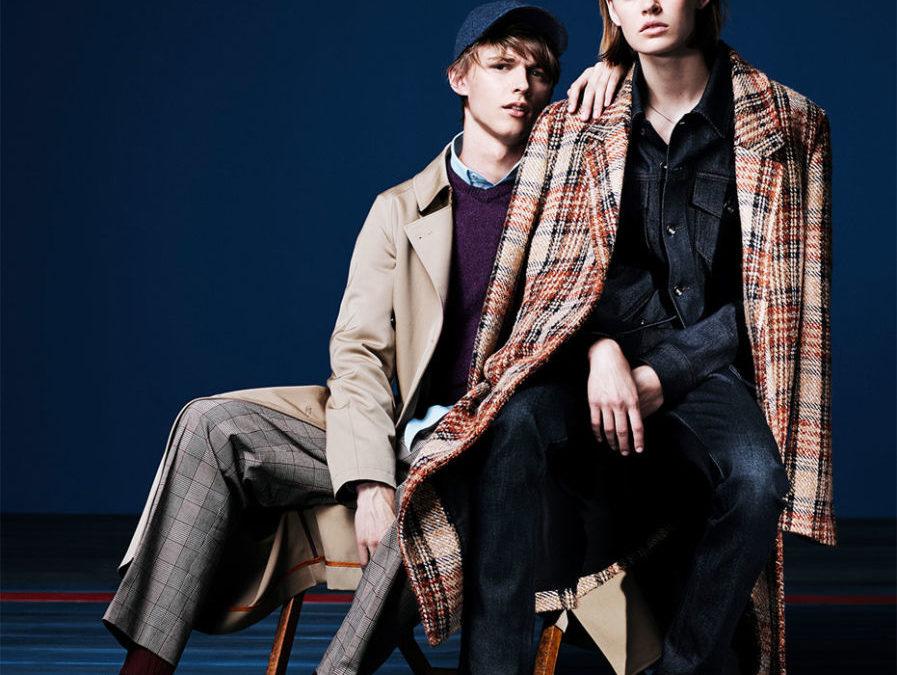 Propuesta de estilo British en la colección para este Otoño 2017 de Zara Man