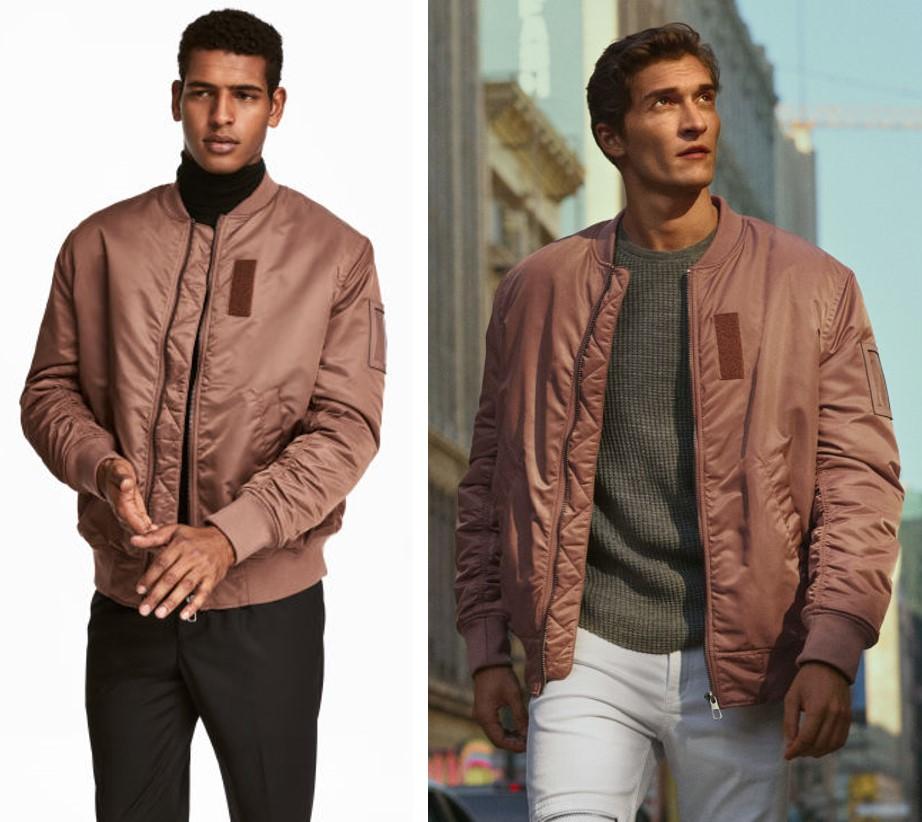 valentino and john asesores de imagen para hombres en barcelona chaquetas y cazadoras de otoño entretiempo 2017 h&m