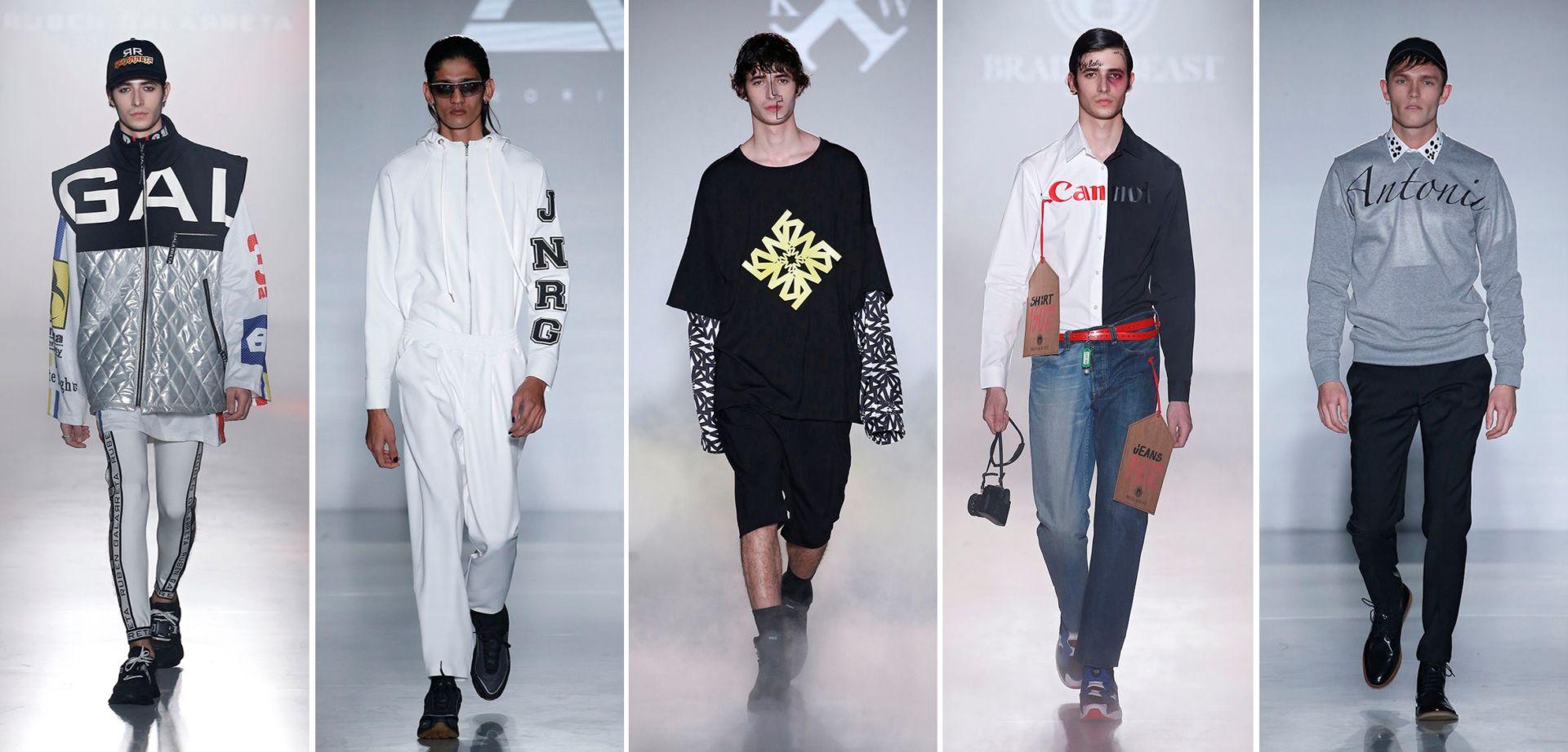 Tendencias Moda Masculina AW 20192020 #080BCNFashion
