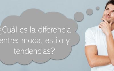 Diferencias entre: moda, estilo y tendencias