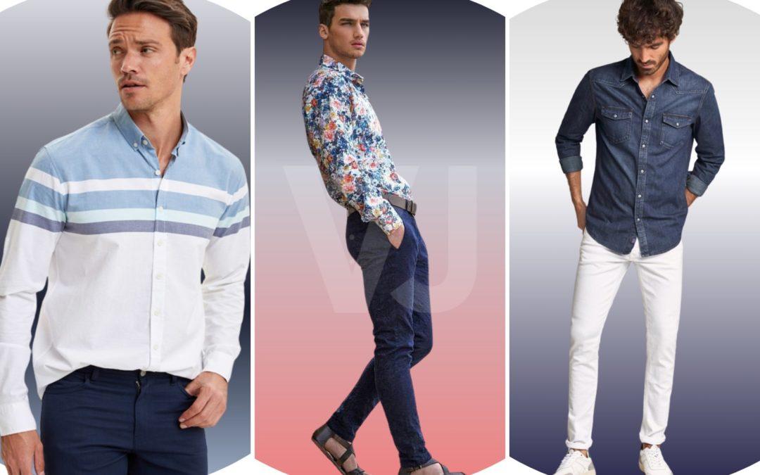 Cómo sacar todo el partido a tus camisas VJTIPS vj asesores de iamagen para hombres bestylemen be style men
