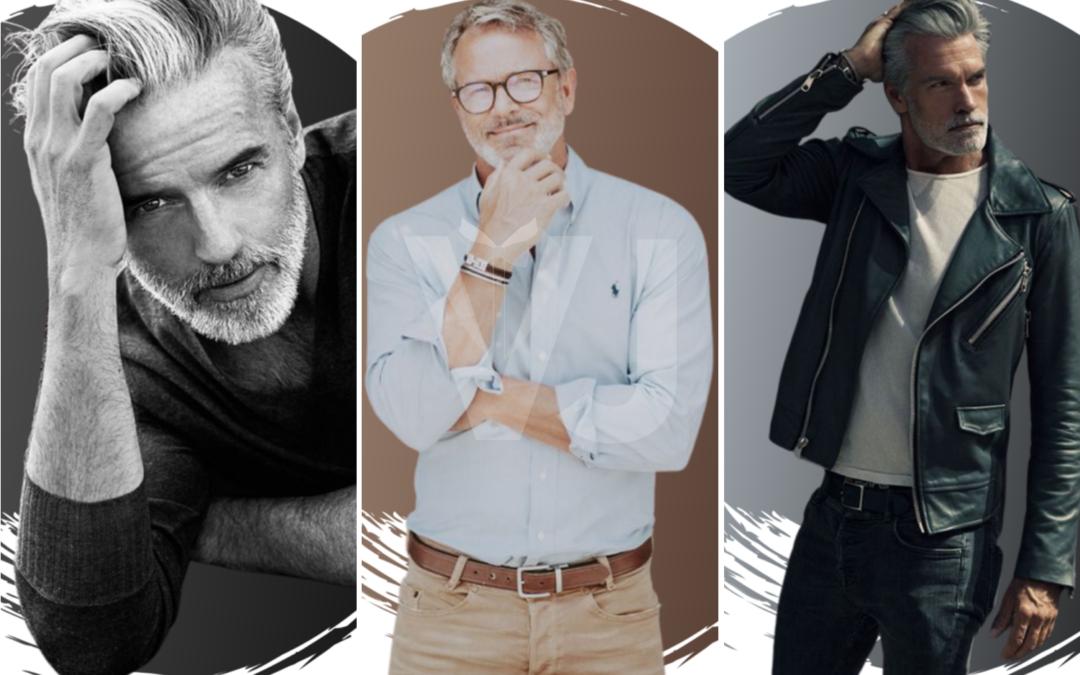 #VJTIPS El estilo no entiende de edad vj asesores de imagen para hombres bestylemen be style men