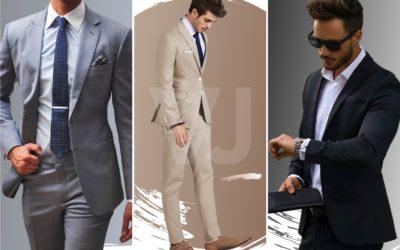 #VJTIPS | Trajes, indispensables en todo armario masculino