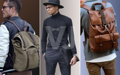 #VJTIPS | 3 Bolsos masculinos que no pueden faltar en tu armario