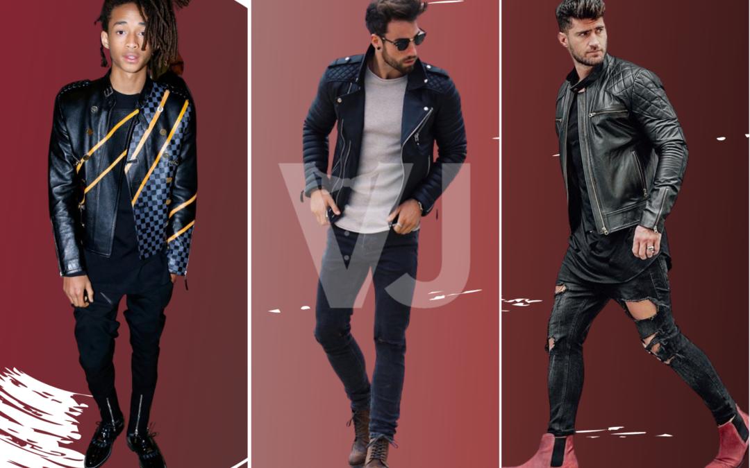 #VJTIPS chaquetas biker, estilo motero, biker style, chupas de cuero, cazadoras de piel, cazadoras de motero
