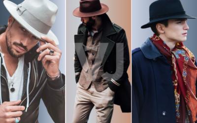 #VJTIPS | Sombreros masculinos, todo un icono de la moda para hombre