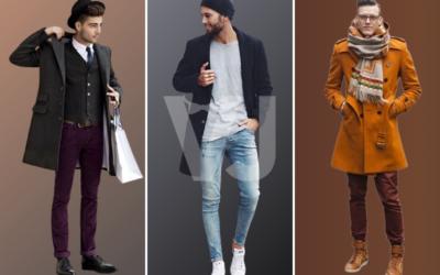 #VJTIPS | 3 Ideas para combinar un abrigo 3/4