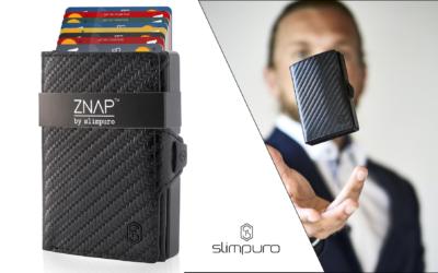ZNAP by SLIMPURO Redescubriendo la cartera masculina