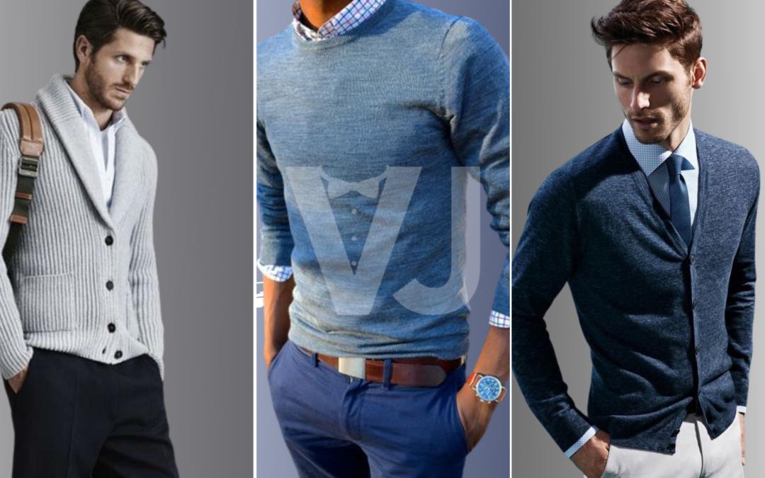 #VJTIPS | 3 Tipos de jerséis y cómo combinarlos