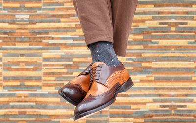 Cómo combinar zapatos y calcetines | La guía definitiva